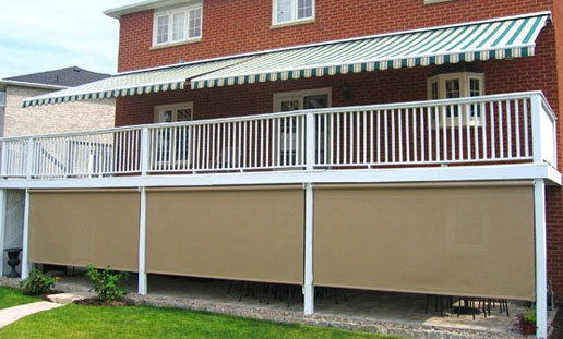 Sales And Installation Of Rolltec Retractable Awnings In