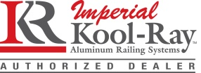 Imperial Kool Ray Aluminum Railing Systems